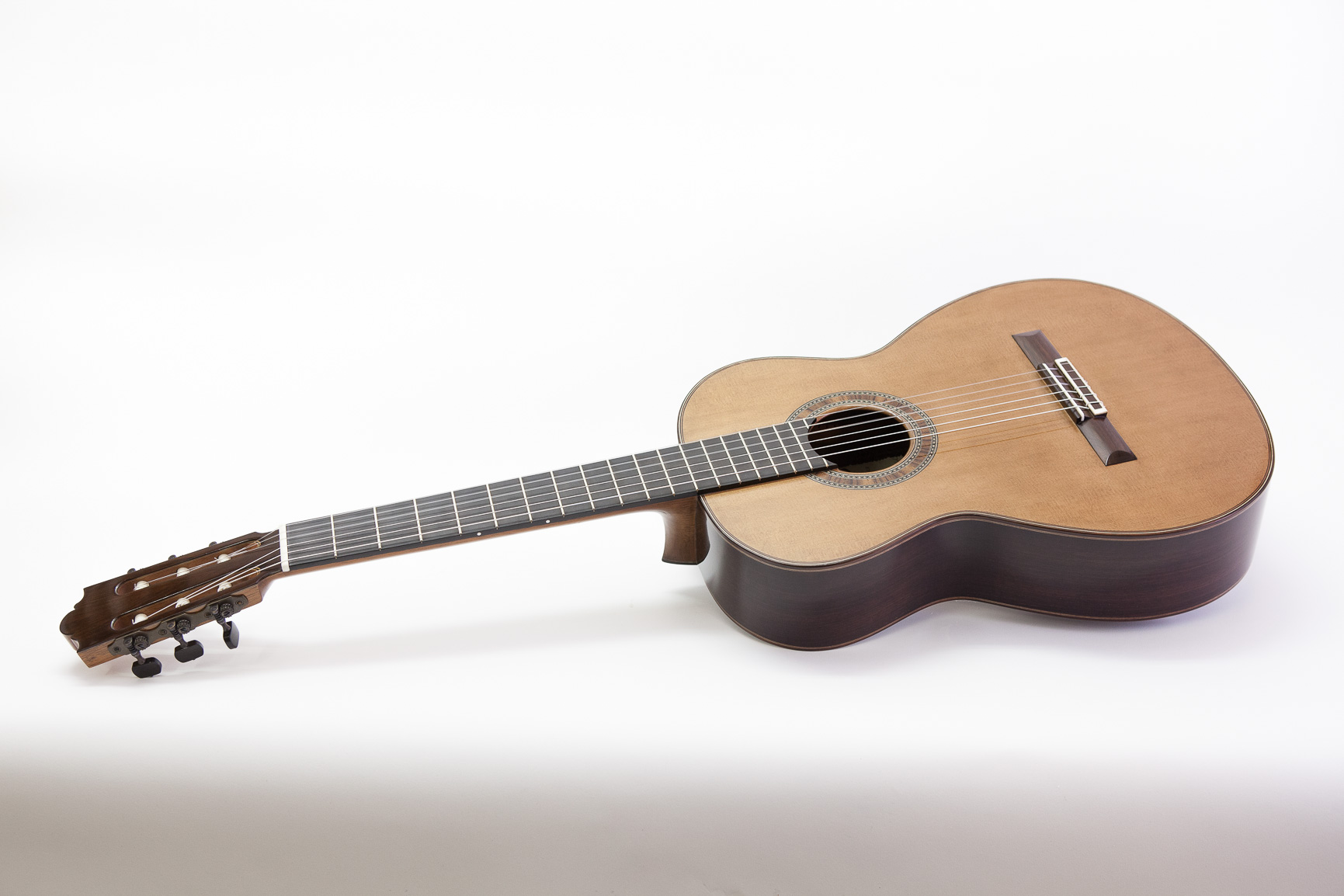 Zeder Konzertgitarre