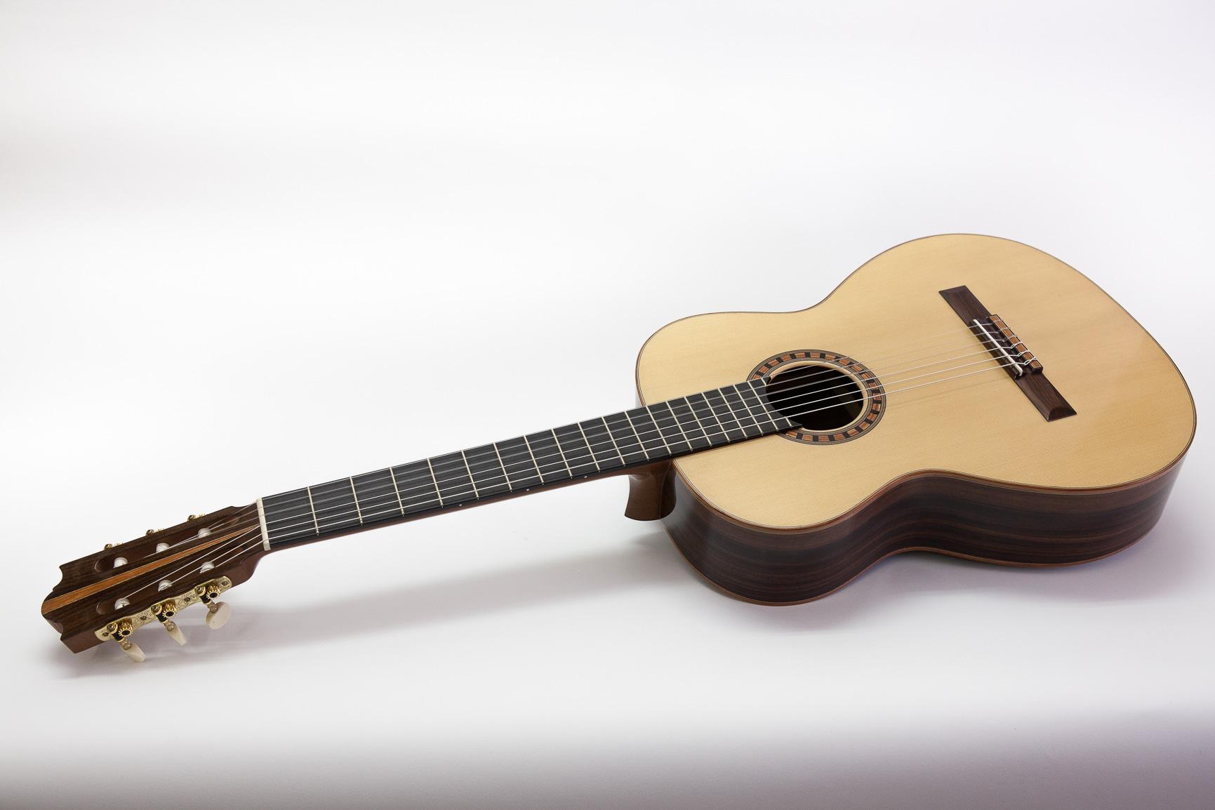 Fichte Konzertgitarre